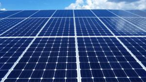 integreret solcelletag